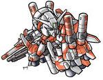 SD Gundam Zetaplus Bst