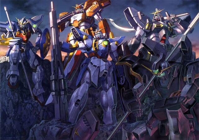 File:5 Gundams GW.jpg