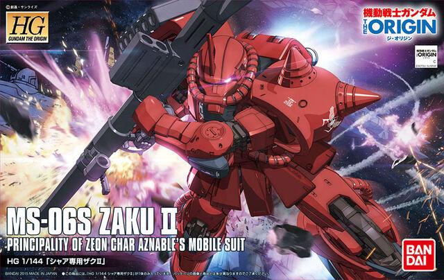 File:HG Gundam The Origin MS-06S Char's Zaku II.jpg