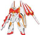BN-876β Hot Scramble Gundam