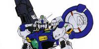 "RX-78GP00 Gundam ""Blossom"""