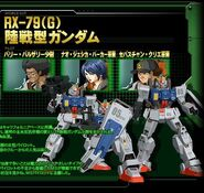 RX-79(G) Spirits of Zeon