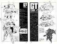 RX-78E Gundam GT-FOUR