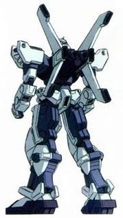 Rear (Standard w/Thruster Unit)