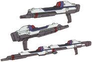Zgmf-x20a-gun