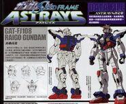GAT-FJ108 - Raigo Gundam