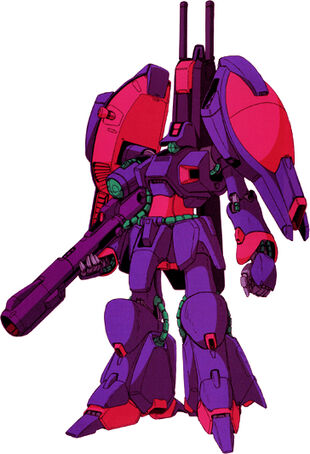 Front (Mobile Suit Mode)