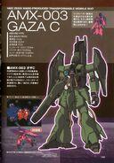 AMX-003 Gaza-C - SpecTechDetailDesign