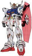 RX-99 Neo Gundam Front Pink BS
