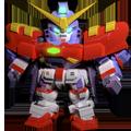 Unit a gundam maxter