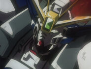 Wing Zero Face Close-Up