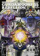 Mobile Suit Gundam 0083 Rebellion Vol.5