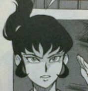 Tris Surugeiref in manga