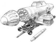 Rx-77-2 spraymissile