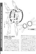 EMS-TC-S01 Espiral