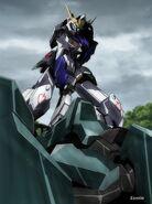 ASW-G-08 Gundam Barbatos (5th Form-Ground Type) (Episode 21) Close Up (1)