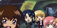 Gundam Seed Character Theater