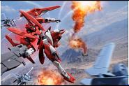 Gundam 00V Senki Advanced GN-X DG