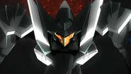 Gundam 00 GN Flag Top View