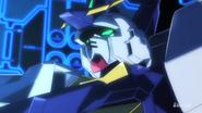 Build Gundam Mk-II close