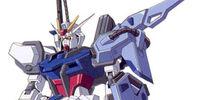 GAT-X105+AQM/E-X02 Sword Strike Gundam