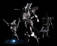 Gundam I saviour Illusion fan art