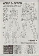 Mobile Suit Gundam The Blue Destiny Re Vol 2
