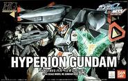 HG Hyperion Gundam Cover