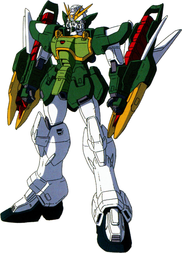 Xxxg 01s2 Altron Gundam The Gundam Wiki Fandom Powered