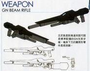 GN-XXX - Gundam Rasiel - GN Beam Rifle