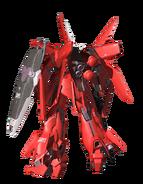 AMX-107R Rebawoo CG Art (Rear)