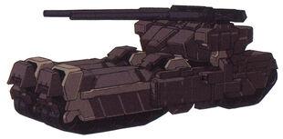 Tank Mode (Long Cannon Type)