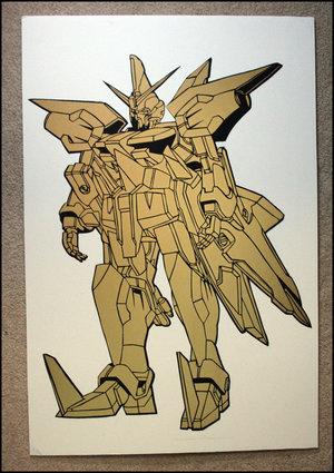 File:Gold Gundam by truemarmalade.jpg