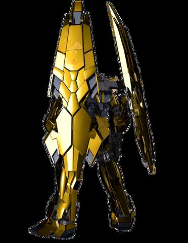File:RX-0 Unicorn Gundam 03 Phenex (Unicorn Mode) CG Art (Rear).png