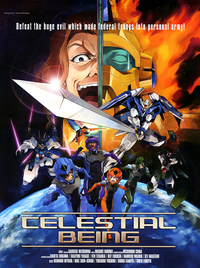 Celestial Being (The movie)