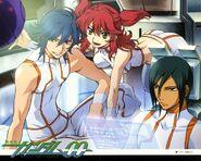 Team Trinity - Gundam Throne Meisters