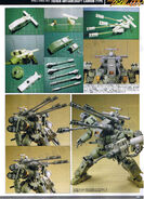HG Tieren Anti-Aircraft Cannon Type1