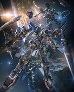 Gundam Versus - Poster C
