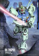 Gundam-'Zephyranthes'