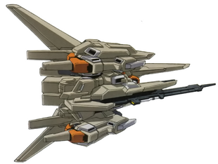 Bottom (Waverider mode)