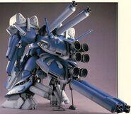 Xeku Zwei Model Kit6