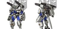 ASW-G-64 Gundam Flauros (Ryusei-Go)