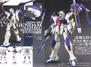 Gundam (Kestrel) Maneuver Exterior