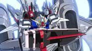 Ootori Strike Rouge Kira Yamato Custom 002