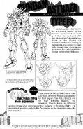 Gundam 00F Gundam Astraea Type-F2