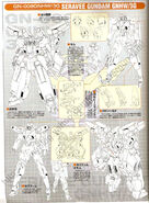 GN-008GNHW3G Seravee Gundam Mag