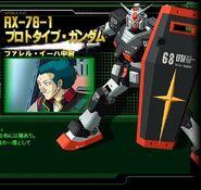 RX-78-1 Spirits of Zeon