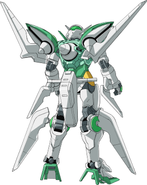 File:GNW-100P Gundam Portent - Rear.png