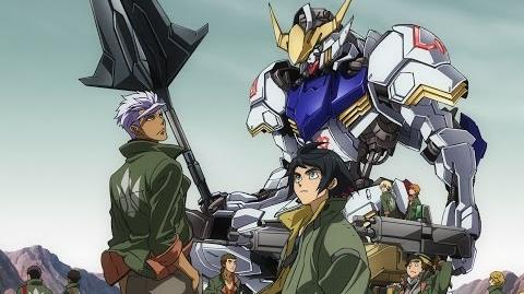 Mobile Suit Gundam IRON-BLOODED ORPHANS PV
