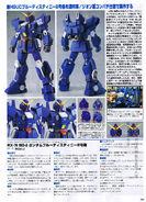 Model Kit Blue Destiny Unit 21